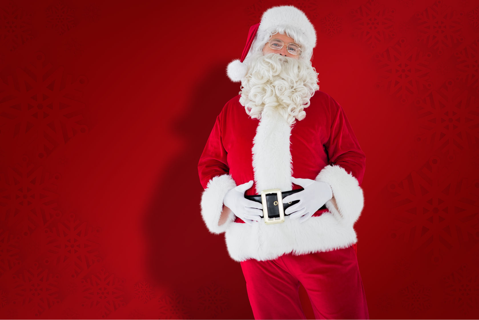 Business leaders can learn valuable lessons from Santa's resonant voice