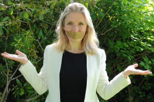 Helen Sewell: gagged from mentioning communication training clients