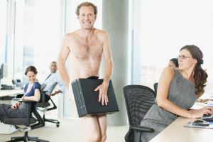 PowerPoint presentations or naked presenting'?