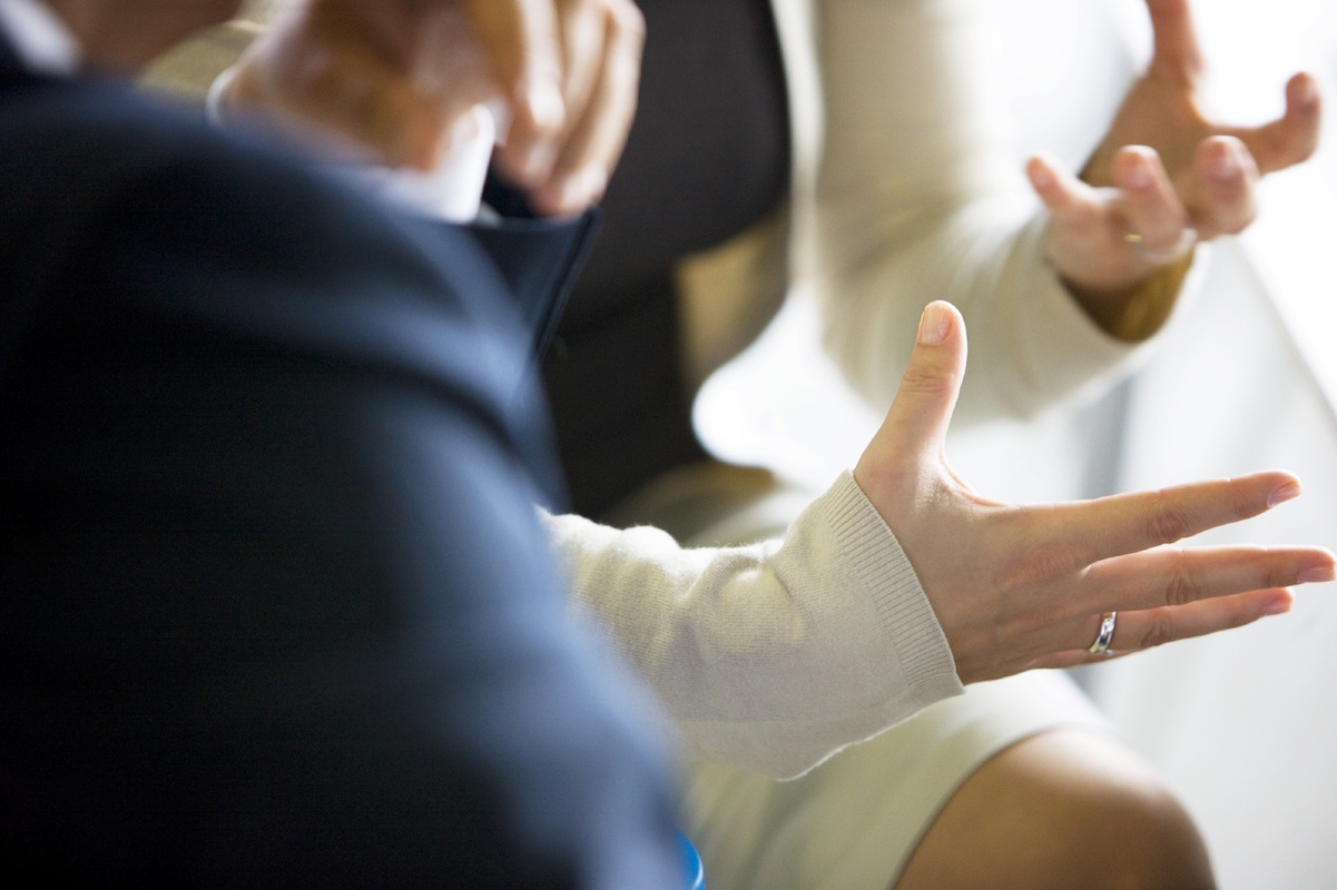 Effective body language helps you to get a message across successfully and achieve buy-in