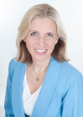 Impact coaching specialist Helen Sewell